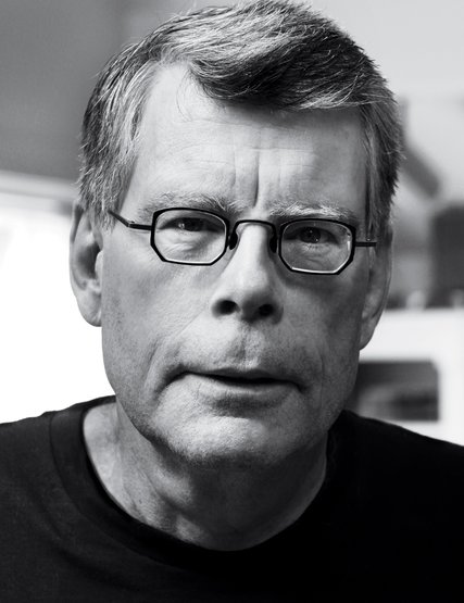 Stephen King Credit Shane Leonard
