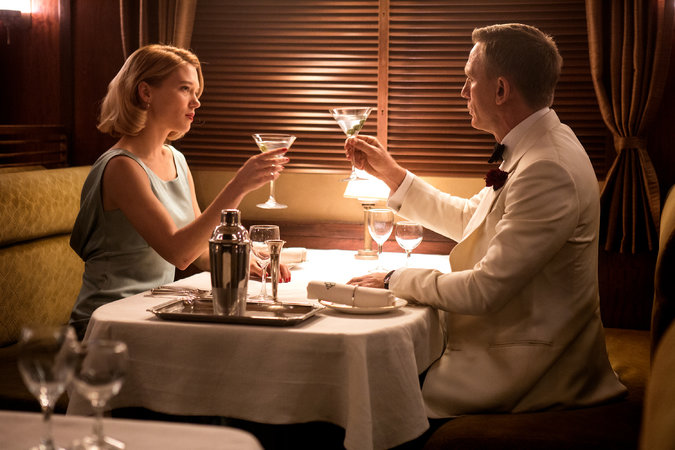 "Daniel Craig and Léa Seydoux in ""Spectre."" Credit Jonathan Olley/Metro-Goldwyn-Mayer Pictures, Columbia Pictures, EON Productions"
