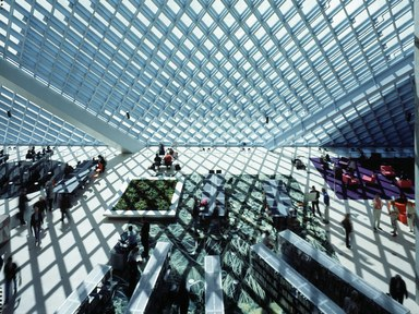 Seattle Public Library. Photo: Philippe Ruault