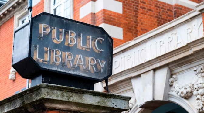 13 Reasons Why Libraries are Holding Us All Together | Read It Forward