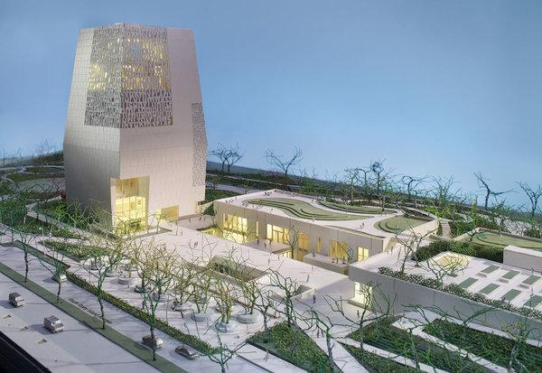 Unlike the complexes of previous presidents, the Obama Center will be privately run and will not include a federal research library onsite. Instead, his unclassified official records will be digitized and made available online. Credit The Obama Foundation