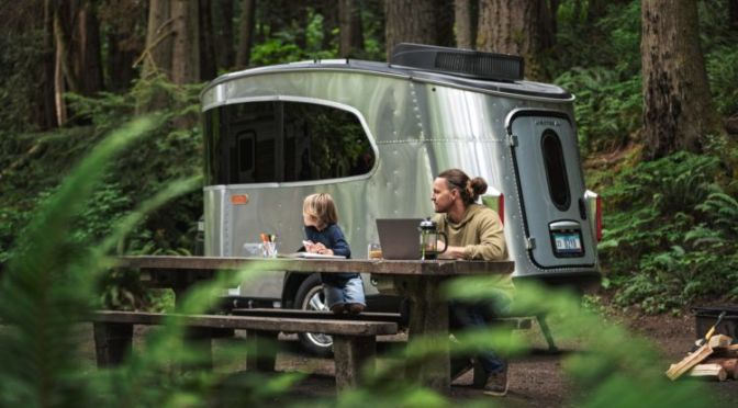 Airstream Partners With National Forest Foundation To Clean Up Campsites And Trails Across America – National Forest Foundation