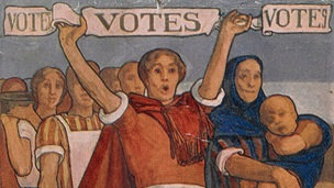 Votes for women – The British Library