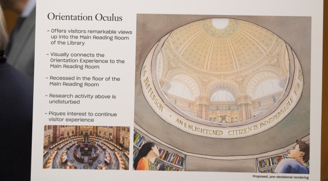 Library of Congress aims for ambitious transformation
