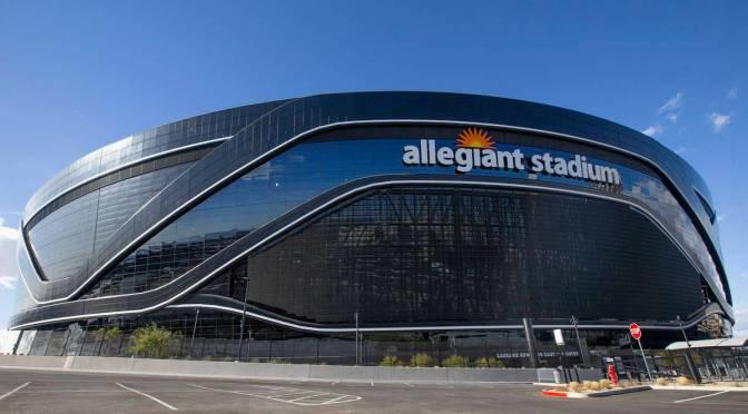 Allegiant Stadium tours available to Raiders fans | Las Vegas Review-Journal