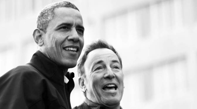 Barack Obama and Bruce Springsteen launch podcast on Spotify