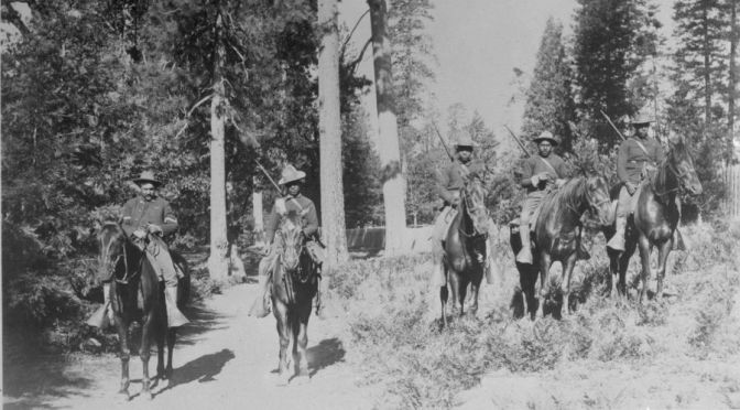 How the Buffalo Soldiers Became America's First Park Rangers – Sunset – Sunset Magazine