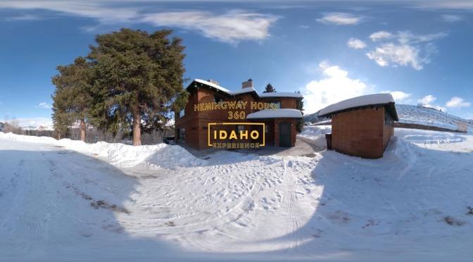 Walk through Hemingway's Ketchum home in a 360° Idaho Experience tour | Idaho Statesman