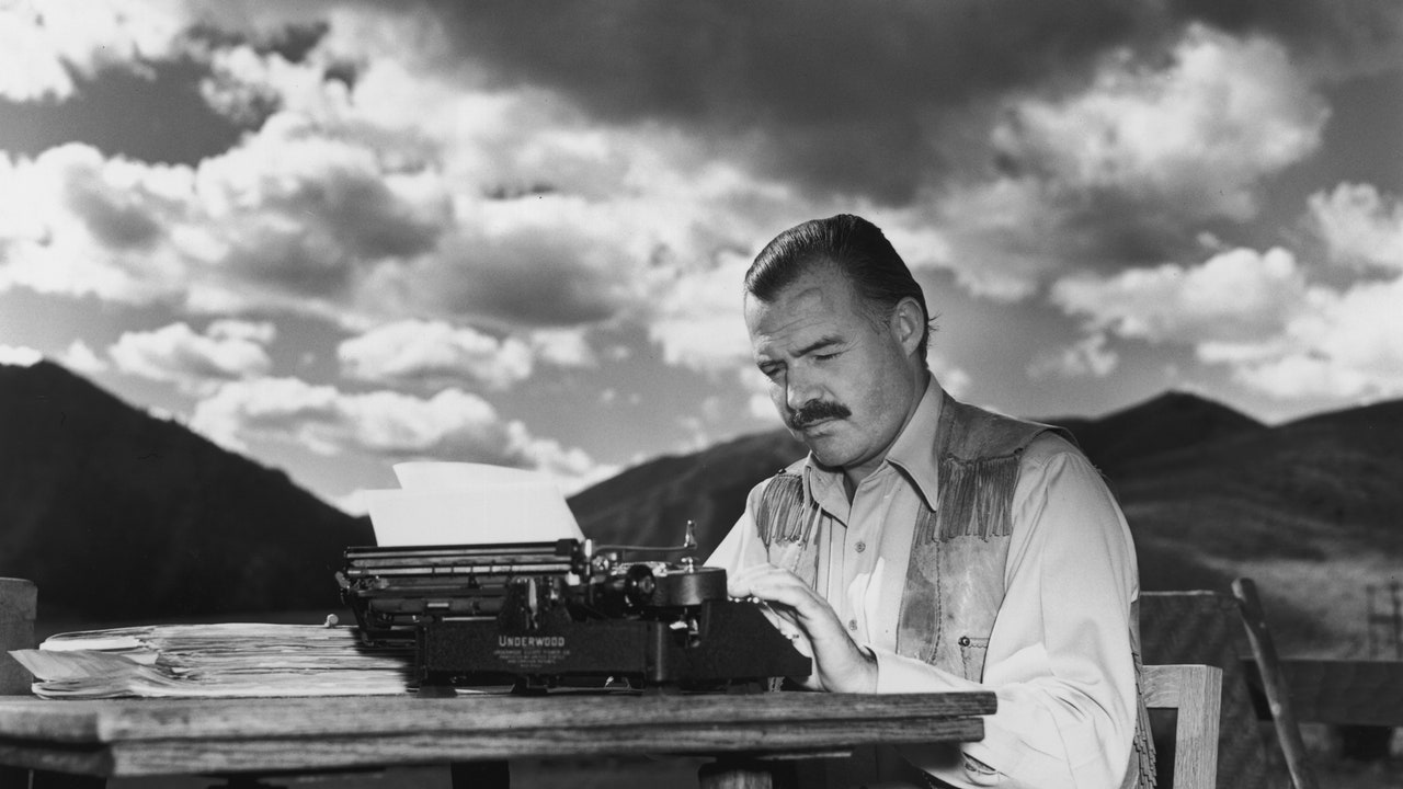 What stands out in Ernest Hemingway's short stories is their humanity, their feeling for human fragility.Photograph by Lloyd Arnold / Hulton Archive / Getty