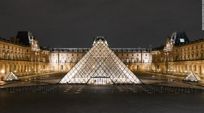 Miss art museums? The Louvre just put its entire art collection online – CNN Style