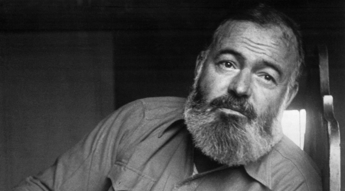 'Hemingway' Review: Ken Burns' Series Dives Into The Writer's Complicated Life : NPR