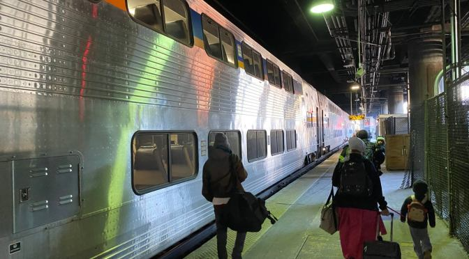 Amtrak adding private rooms on Northeast Regional trains: Boston, NYC, DC