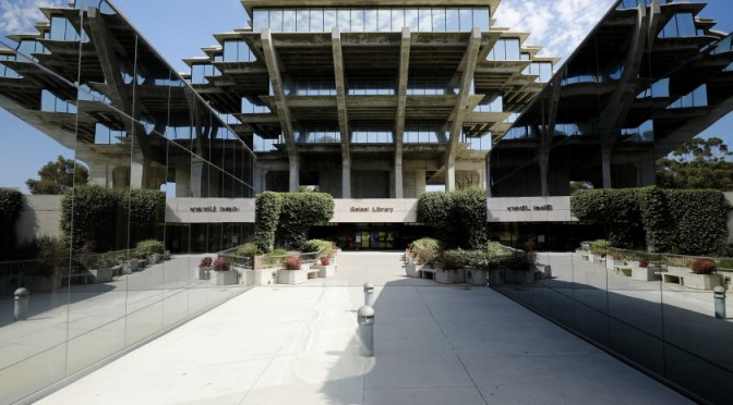 Poll: Should UC San Diego consider changing the name of Geisel Library? – The San Diego Union-Tribune