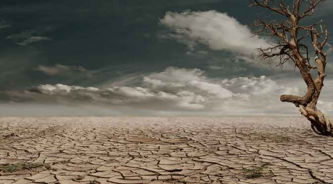Western U.S. may be entering its most severe drought in modern history – CBS News