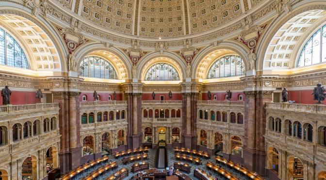 Take Virtual Tours of These Stunning Libraries