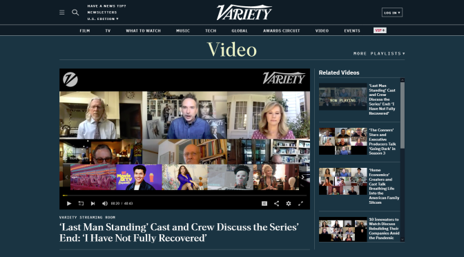 'Last Man Standing': Tim Allen, More Discuss The End of the Series – Variety
