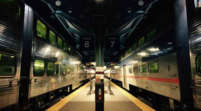 Tips for Taking a Long-Distance Train on Amtrak | insider