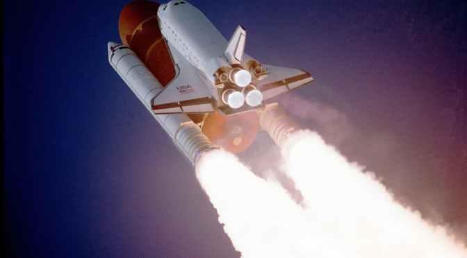 William Shatner has traveled to space in Blue Origin rocket : NPR